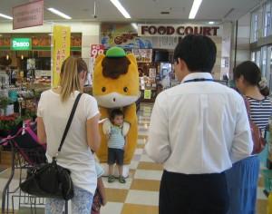 0619店頭啓発(ベイシア西部モール①)