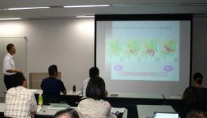 11第5日目 基礎講義(「大気保全について」)