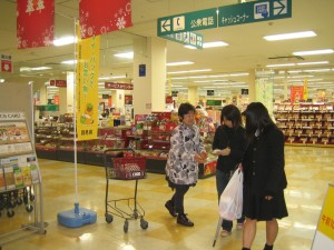1126店頭啓発(ピアゴ藤岡店①)