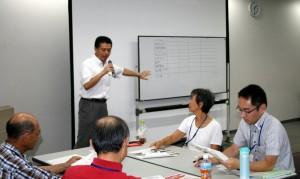 13第5日目 基礎講義(「リサイクル法と分別収集について」)